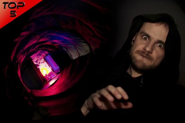 Tunnel de l'angoisse