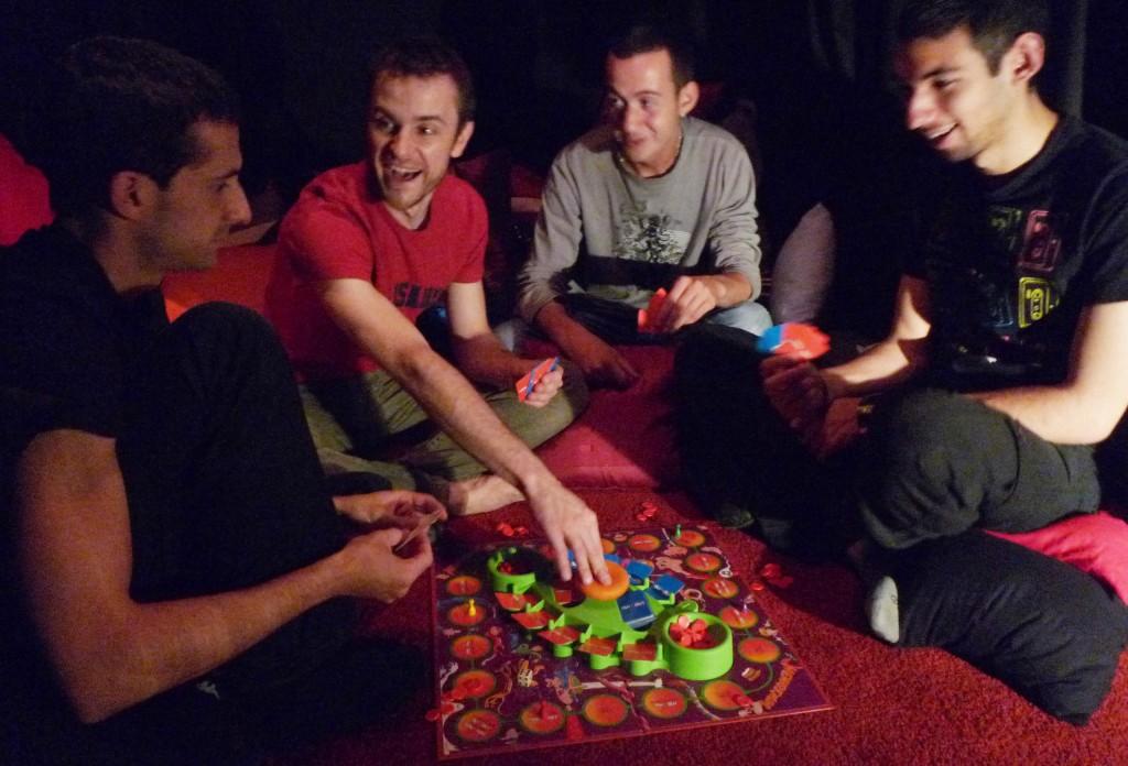 Atelier jeux de société